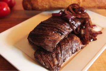 Sous Vide Skirt Steak